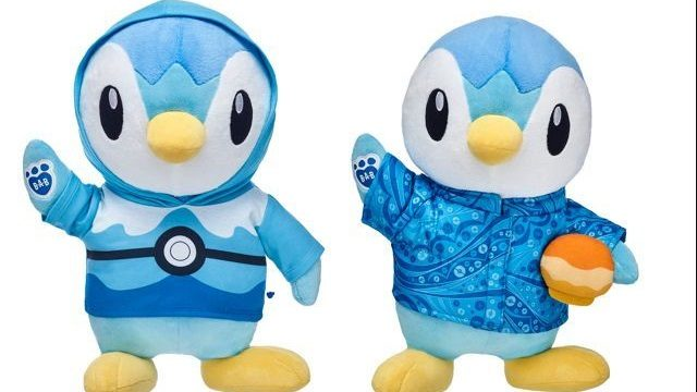 Piplup Build-A-Bear release date