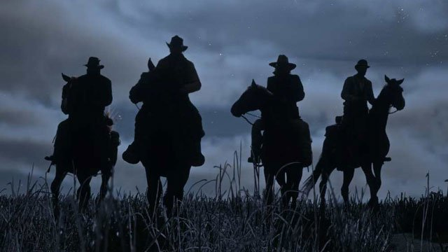 red dead redemption 2 taming horses, best video game prequels