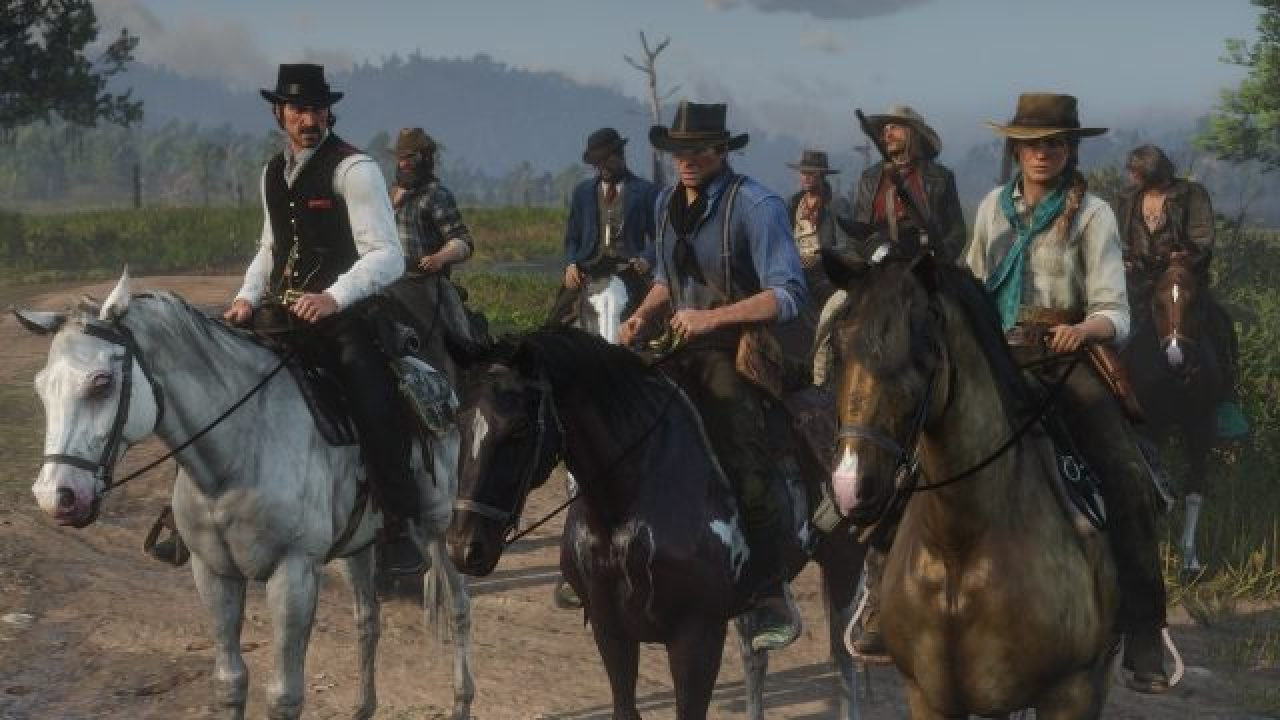 Red Dead Redemption 2 Horse Locations Guide Gamerevolution