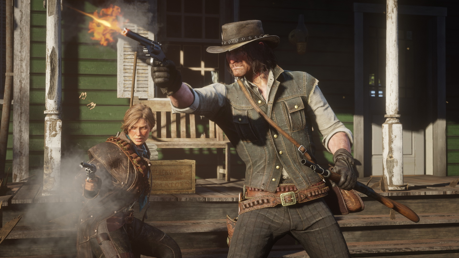 Red Dead Redemption 2 Day One Patch