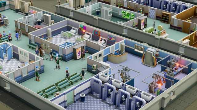 two point hospital sandbox freeplay mode