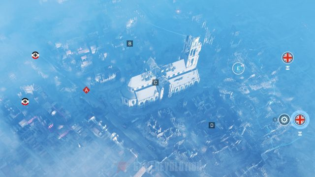 Battlefield 5 Devastation Conquest Map Points