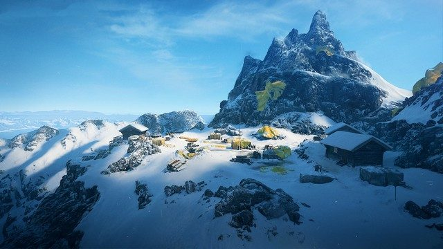 Battlefield 5 Fjell 652 Map