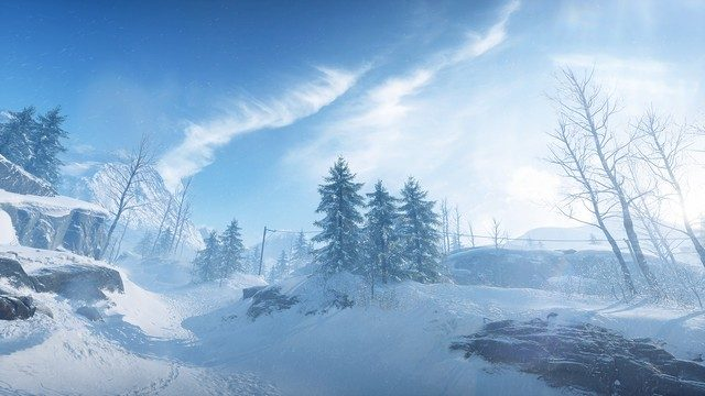 Battlefield 5 Narvik Map