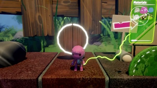 Dreams Little Big Planet remake from Media Molecule.