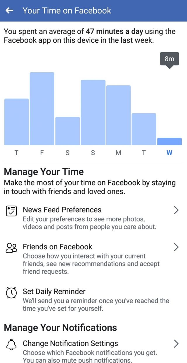 Facebook's New Time Measurement Feature Rolls Out