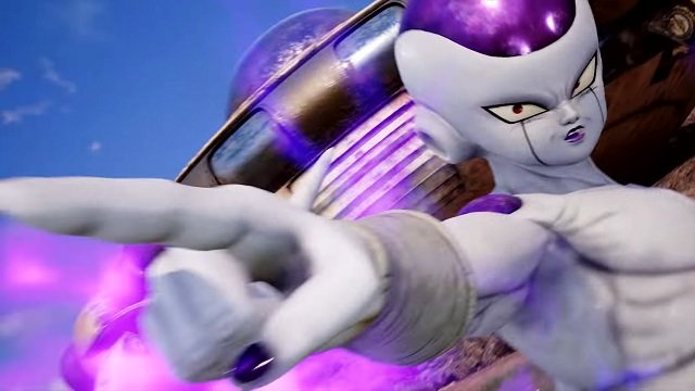 Frieza in Jump Force.