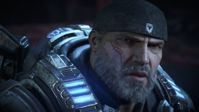 The Gears of War movie may not focus on Marcus Fenix.