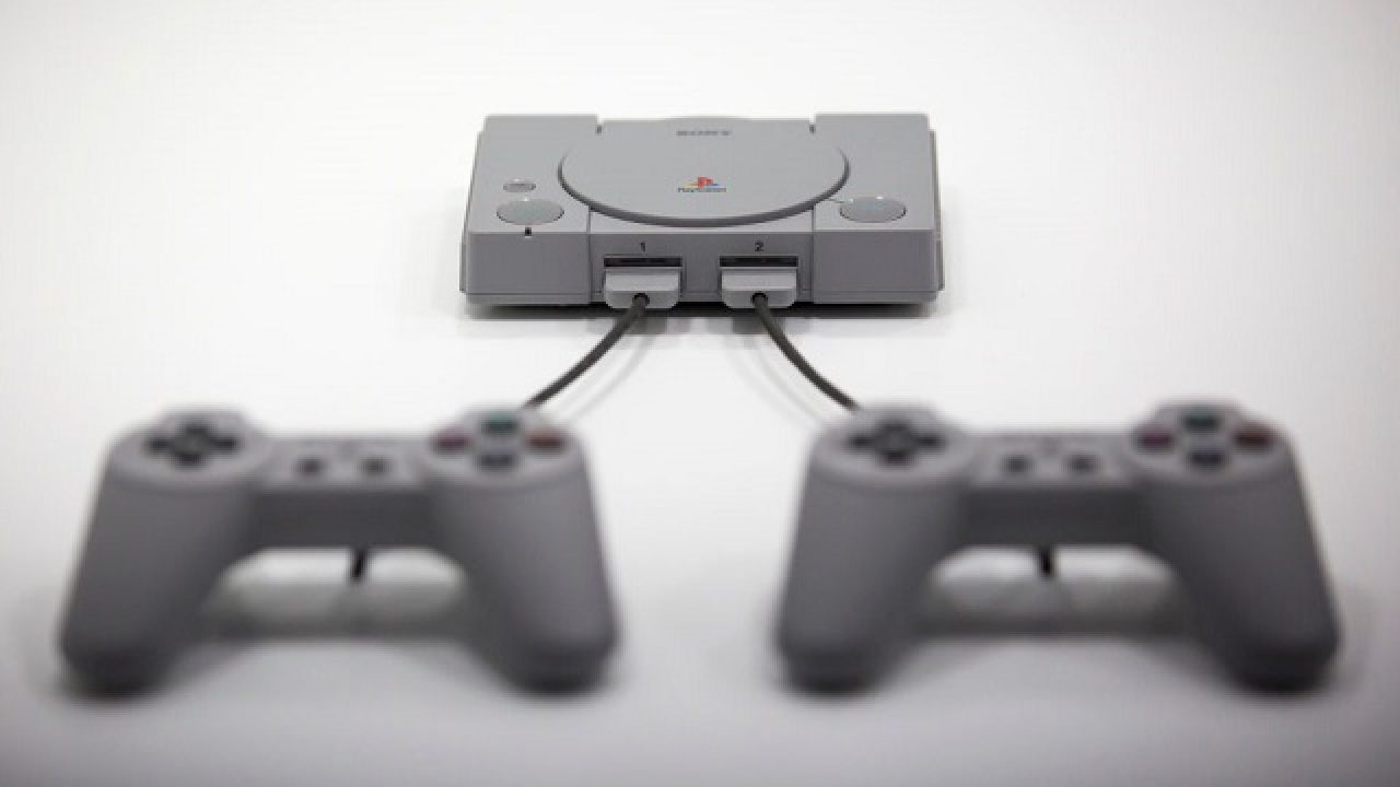 PlayStation Classic Utilizes PCSX, an Open Source PS1