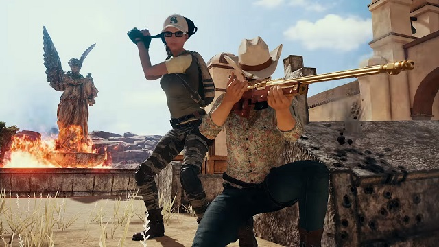 PUBG PS4 could be bringing frying pan chicken dinners to Sony's console.