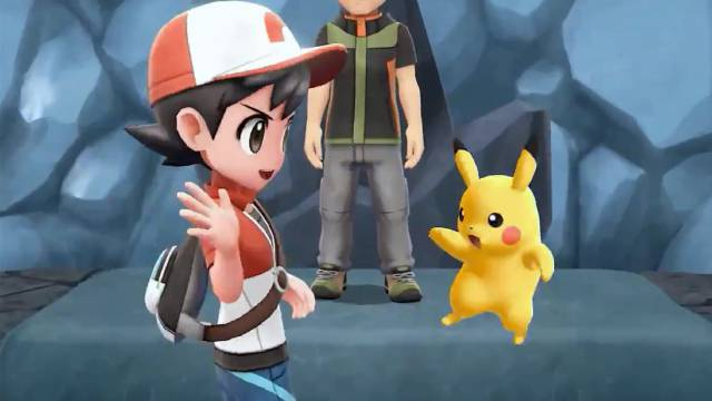 Pokemon Let's Go Gold and Silver