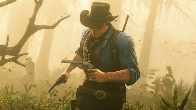 Red Dead Redemption 2 Stuck at 90%