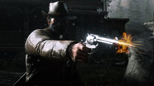 Red Dead Online Passive Mode