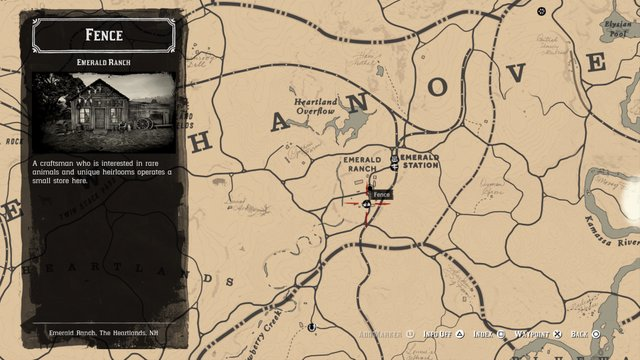 Red Dead Redemption 2 Easy Map Access