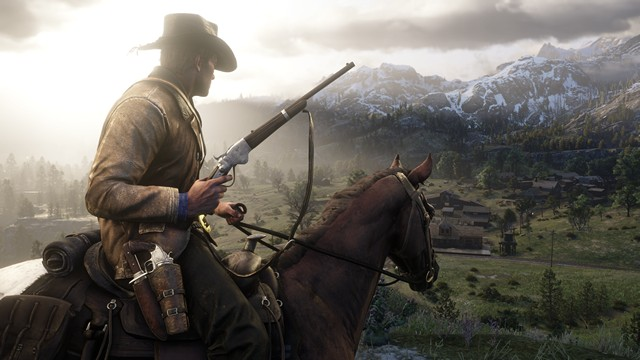 Red Dead Redemption 2 Horse Exploit - How to Get Them