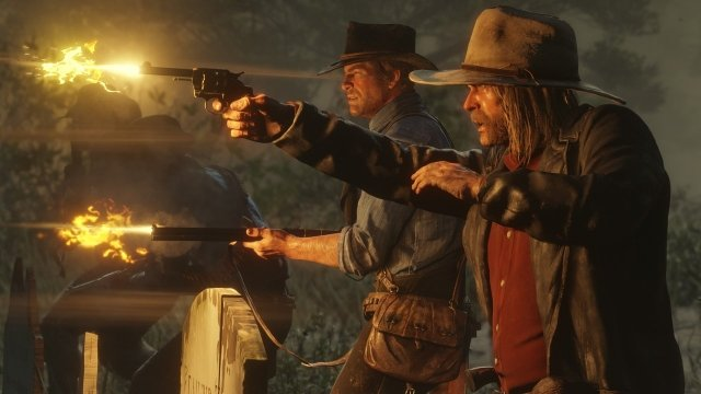 Red Dead Redemption 2 sales