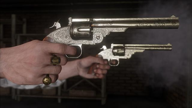 Red Dead Redemption 2weapon degradation tips