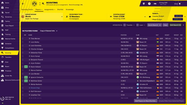football manager 2019 creator feature