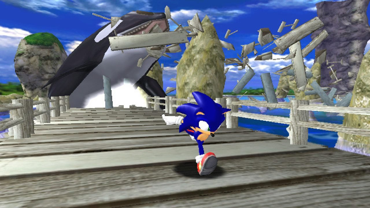 Why Sonic Adventure Is Still Great 20 Years Later