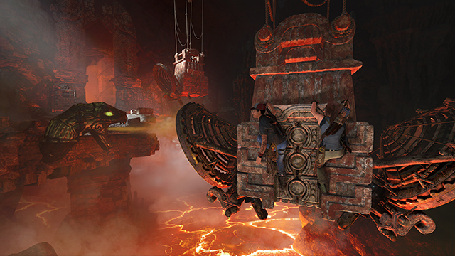 Shadow of the Tomb Raider dlc Producer Talks With Us About Co-Op, Story DLC, and How the Two Combine [Interview]