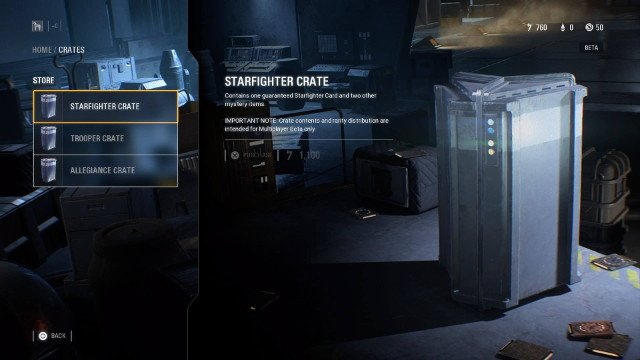 Loot boxes in Star Wars Battlefront II galvanized government response to investigate the systems., Anthem