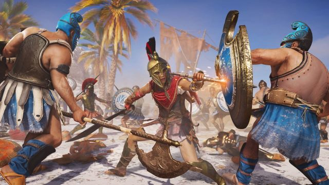 Assassin's Creed Odyssey 1.07 update, best alternate histories
