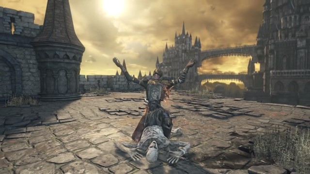 dark souls 3 multiplayer content