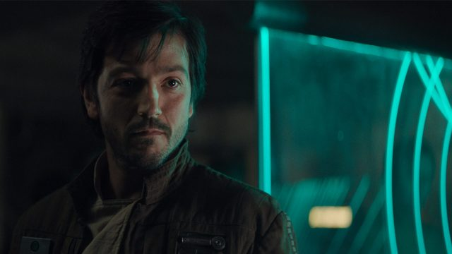 The Disney streaming service will see Diego Luna return as Cassian Andor in a Star Wars prequel series
