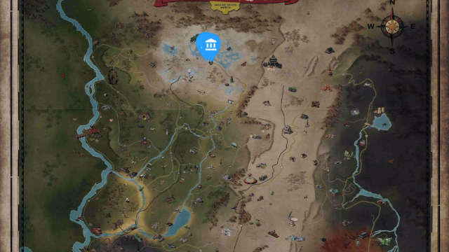fallout 76 power armor locations