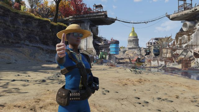 Fallout 76 god mode bug makes you unkillable, but at what cost?