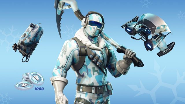 Fortnite Christmas Season Seven Update Speculated By Fans Gamerevolution Here's our look at all of the christmas outfits by year! fortnite christmas season seven update