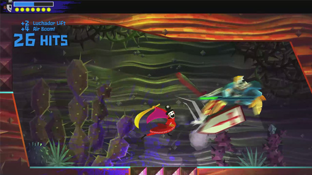 Guacamelee 2 DLC brings 3 new playable characters and more.