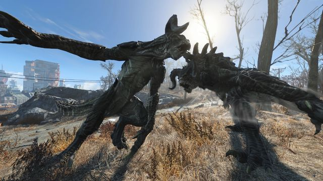 how to make friends with a deathclaw fallout 76