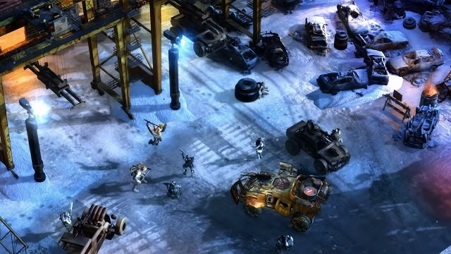InXile Entertainment is developing the frosty Wasteland 3.