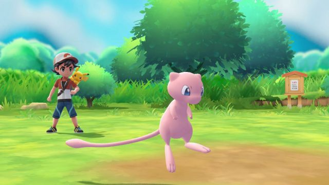 Don't Delete Your Pokemon Let's Go Save File if You Want to Keep Mew