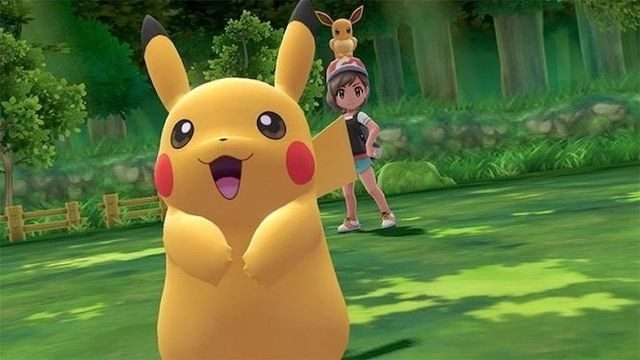 pokemon let's go best games 2018