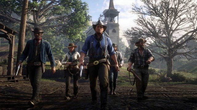red dead online multiple characters