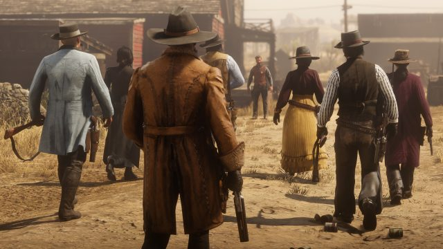Red Dead Online Week 1 Update Patch