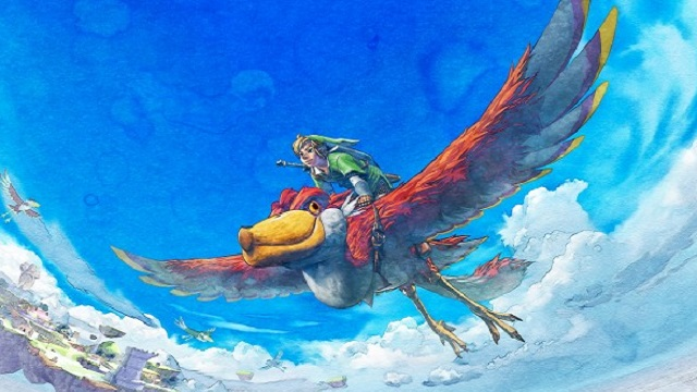 Potential Skyward Sword Port May Come to Switch