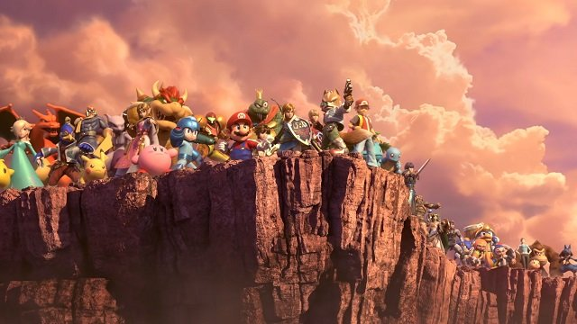 Nintendo first-party games like Super Smash Bros Ultimate are staying on the Switch.