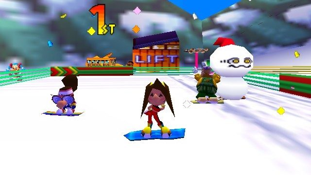 best snowboarding games