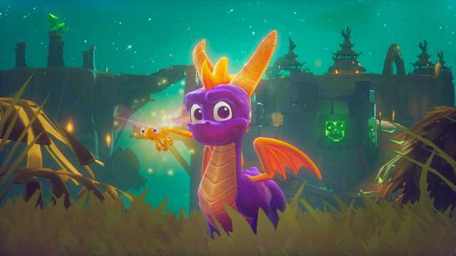 spyro reignited trilogy play while downloading
