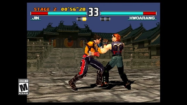 Tekken 3 on the PlayStation Classic is rumored to be running at 50Hz.