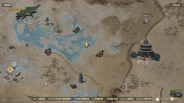 Fallout 76 Rusted Key Location
