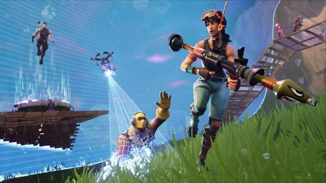 Fortnite 1.96 Update Patch Notes