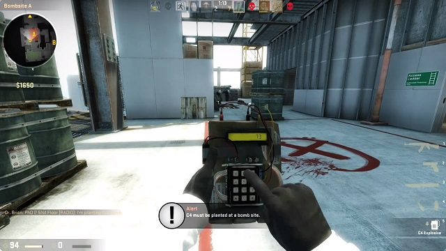 CS:GO review bomb campaign hits Valve's newly free to play shooter.