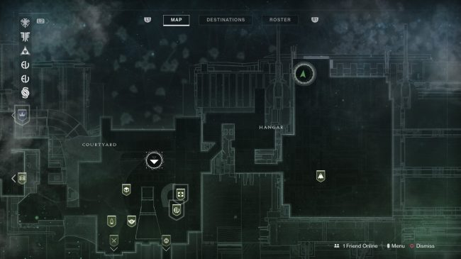 Destiny 2 Xur Location Tower