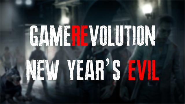 GR New Year's Evil