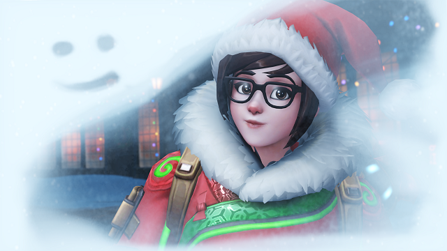 Overwatch Winter Wonderland Event Returns for 2018, Holiday