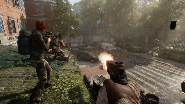 Starbreeze Studio published Overkill's The Walking Dead.